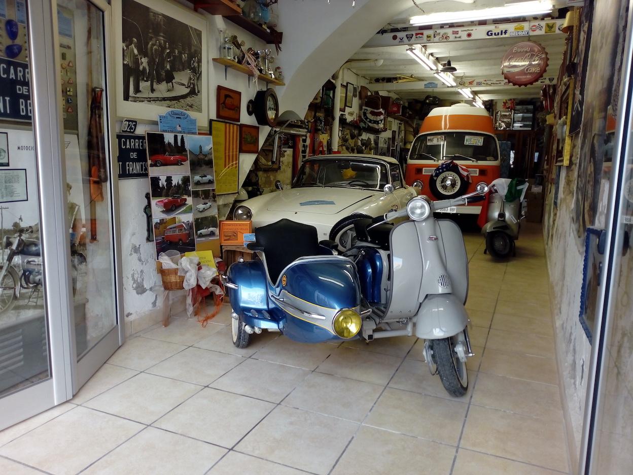Lambretta 150 LI_Sidecar Sol_ 1964